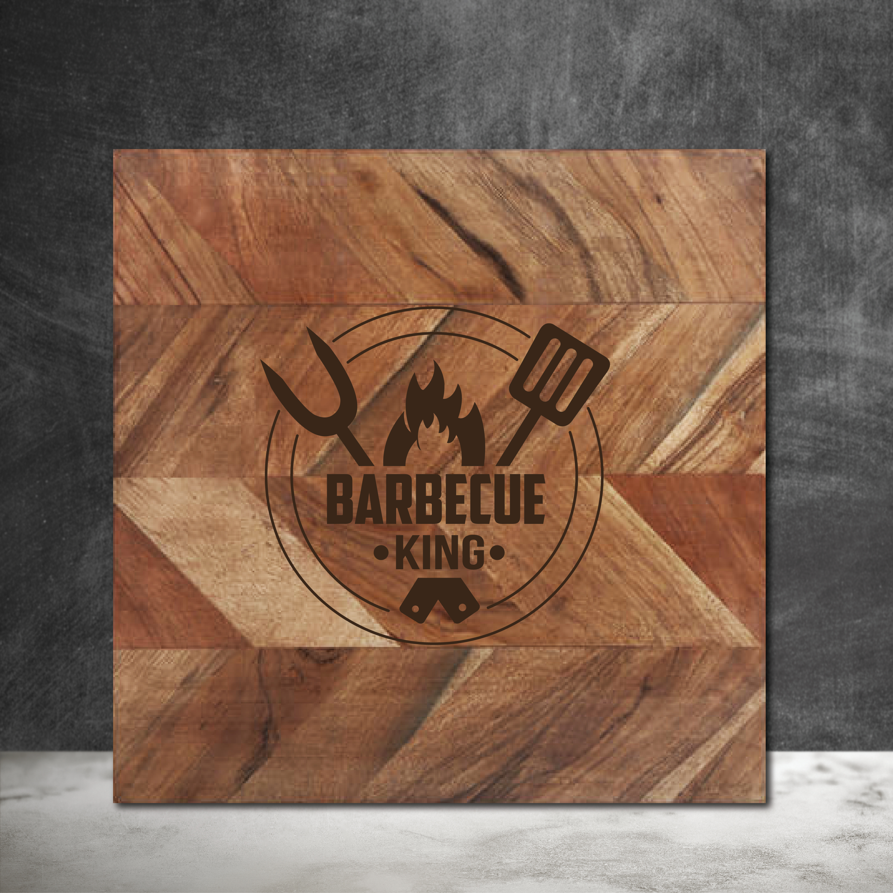 Barbeque King Chopping Board